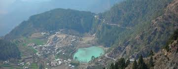 Tourist places to visit in Nainital - Lands End