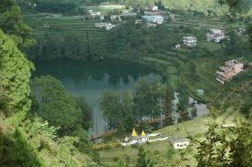 Tourist Places to visit in Ranikhet - Bhalu Dam