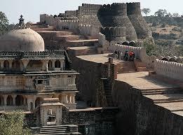tourist places to visit near udaipur - Kumbhalgarh Fort
