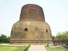 Varanasi Tourist places to visit in Varanasi Sightseeing - Dhamekh Stupa sarnath - Tourist places to visit in sarnath
