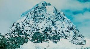 Hadsar in Himachal Pradesh - Manimahesh kailash in winter