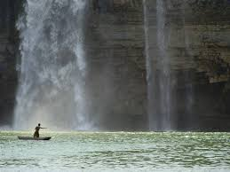 Tourist Places in Chhattisgarh, Best Places to visit in Chhattisgarh - Chitrakote Waterfalls - Chitrakote falls