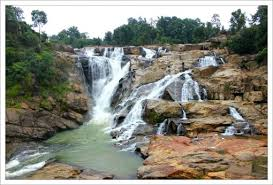 Tourist Places in Jharkhand, Places to visit in Jharkhand - Waterfall