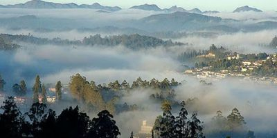 Ketti Valley in ooty