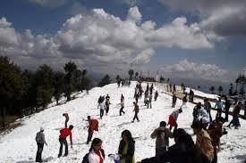 Tourist Places to visit in Kufri hill station - Mahasu Peak