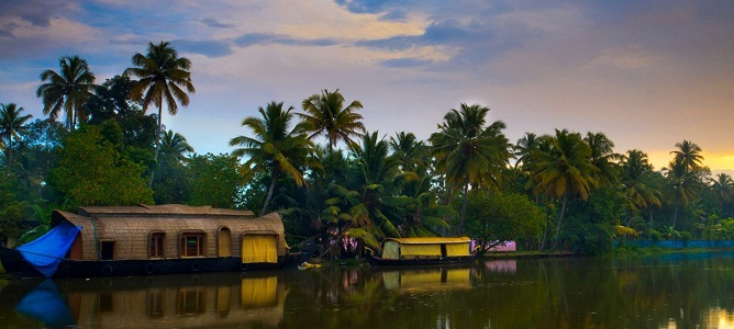Tourist places to visit in Kumarakom