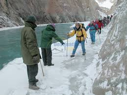 Tourist places to visit in Kargil, Things to do in Kargil - Karste River