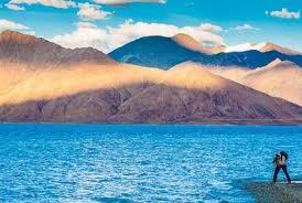 Tourist places to visit in Kargil, Things to do in Kargil - Pangong Lake