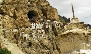 Tourist places to visit in Kargil, Things to do in Kargil - Phutkal Monastery, Zanskar