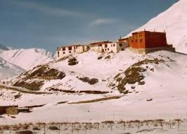 Tourist places to visit in Kargil, Things to do in Kargil - Rangdum Monastery, Zanskar