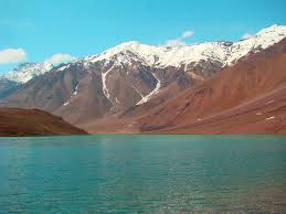 Tourist places to visit in Kaza - Chandratal Lake