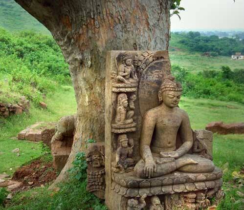 tourist places to visit in Udayagiri, Orissa near Bhubaneswar