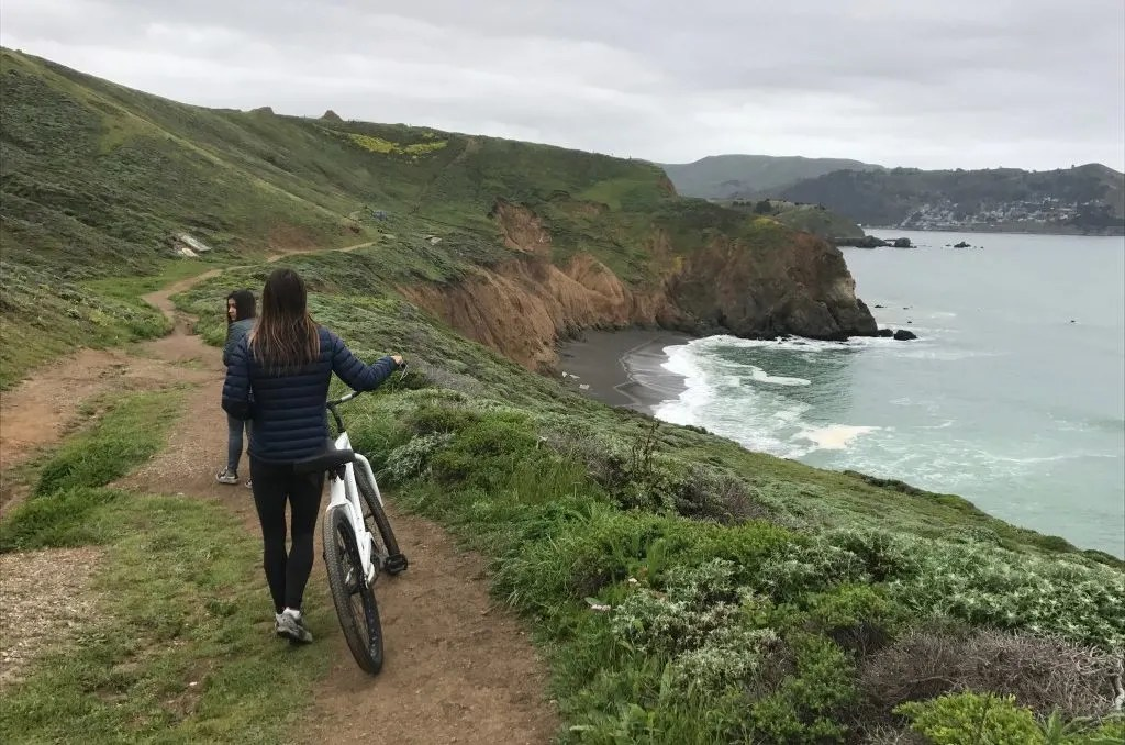 2 week California coast road trip itinerary: Pacifica