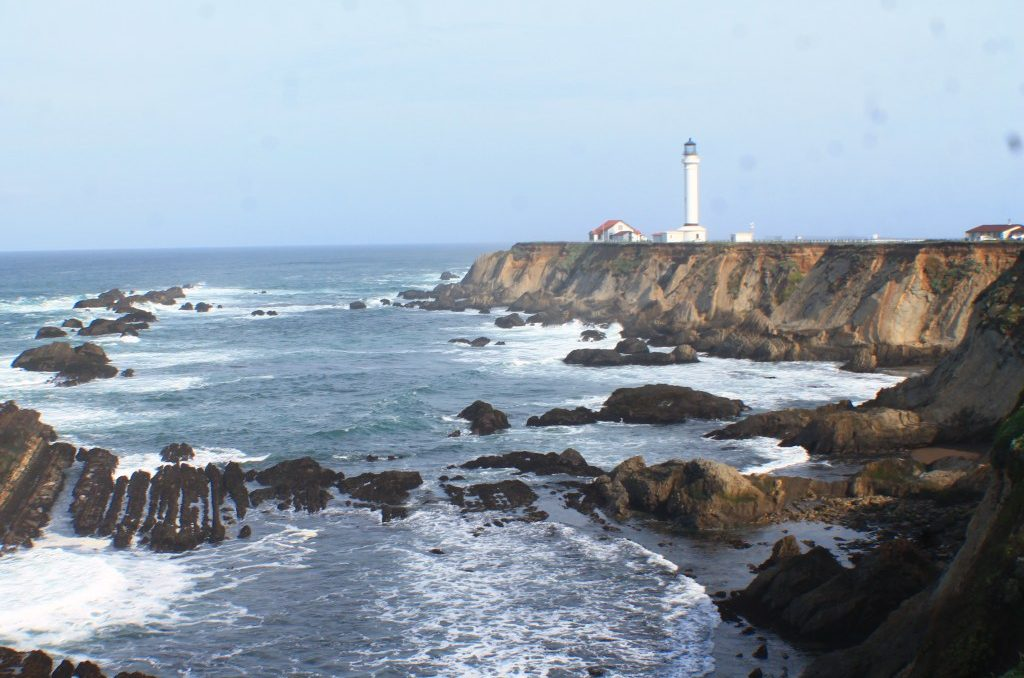 2 week California coast road trip itinerary: Point Arena