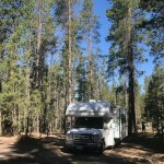 McKay Crossing Campground, Peter Skene Ogden Trailhead OR
