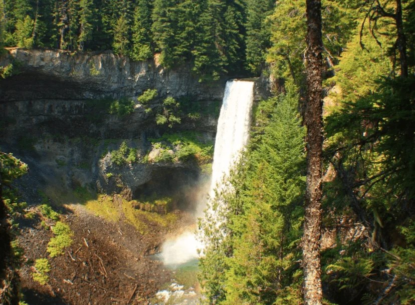 Brandywine Falls, Sea to Sky highway road trip