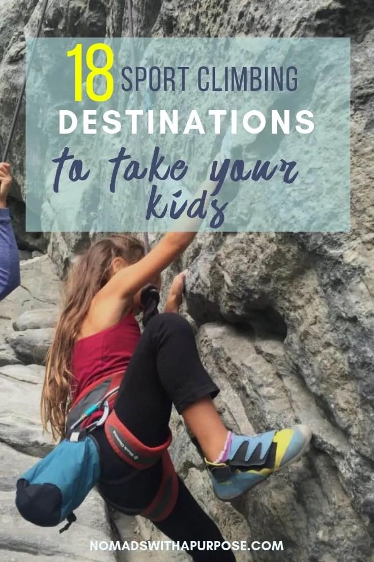 best climbing destinations for kids