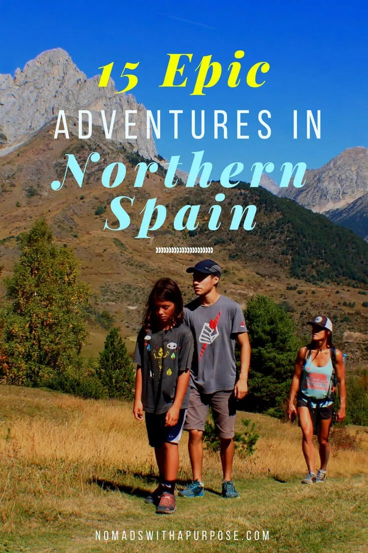 Best Adventures in Northern Spain