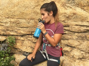 Hydro Blu Water Bottles in Descanso, Outdoorsy Holiday Gift Guide