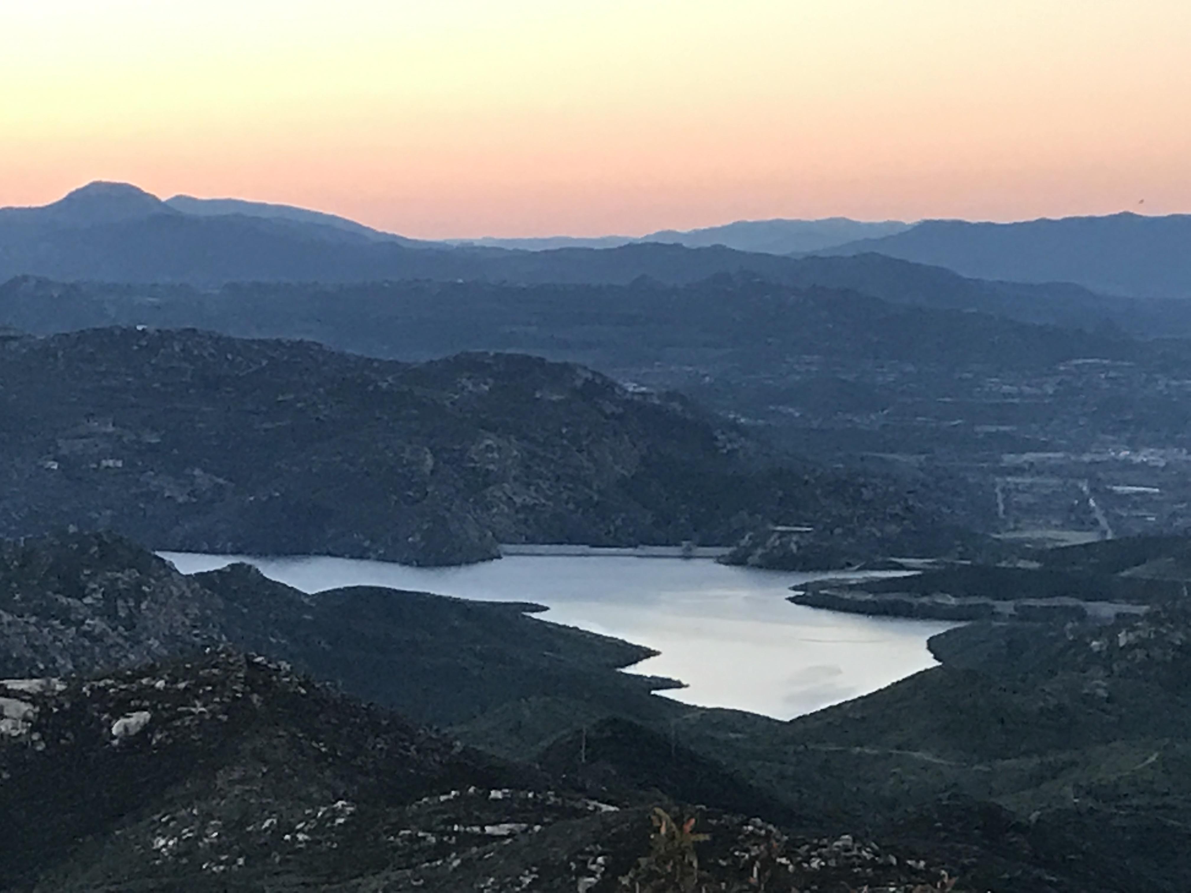 Outdoor Adventure Guide to San Diego: Iron Mountain