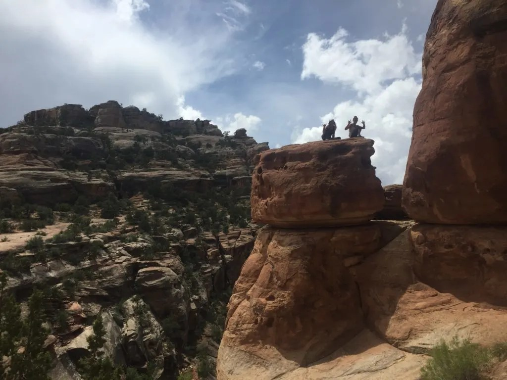 Devil's Kitchen, Colorado National Monument, Colorado, best hikes for young kids