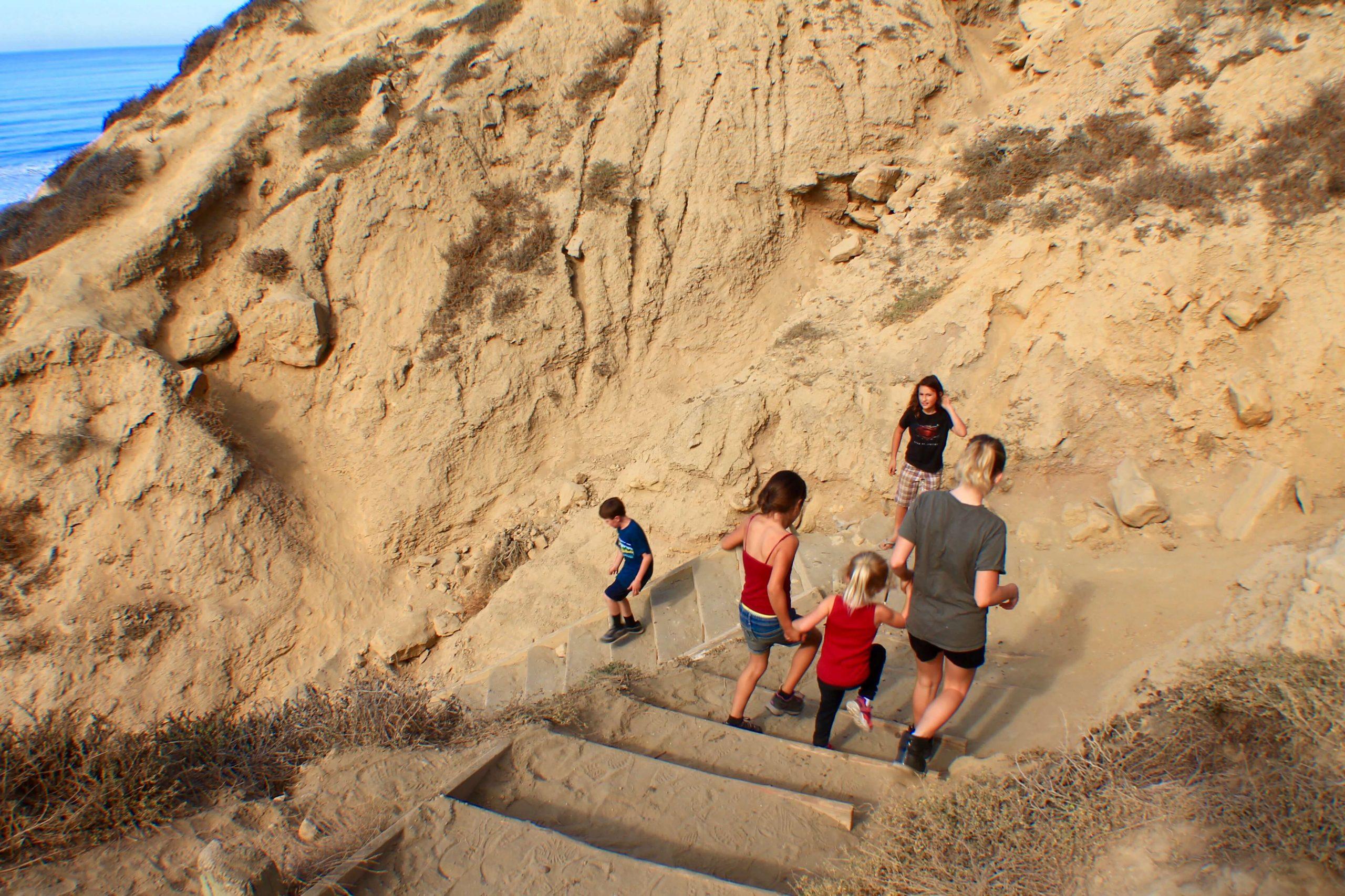 Hiking Blacks Beach via The Ho Chi Minh Trail