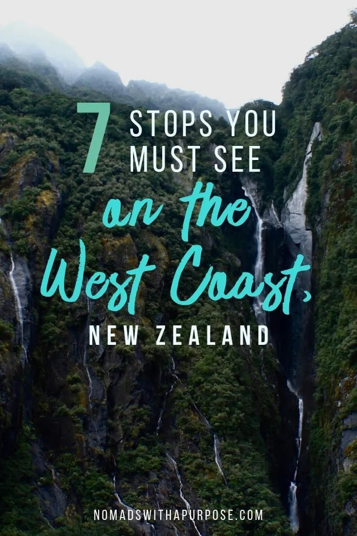 7 Things to do on the West Coast of New Zealand