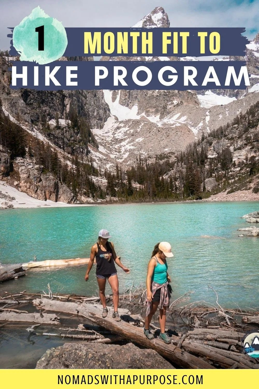 1 Month Fit To Hike Program Train For A Strenuous Hike