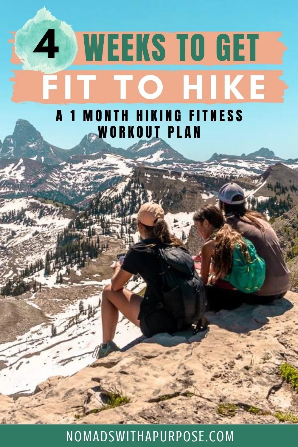 4 Weeks Get Fit To Hike Train For A Strenuous Hike