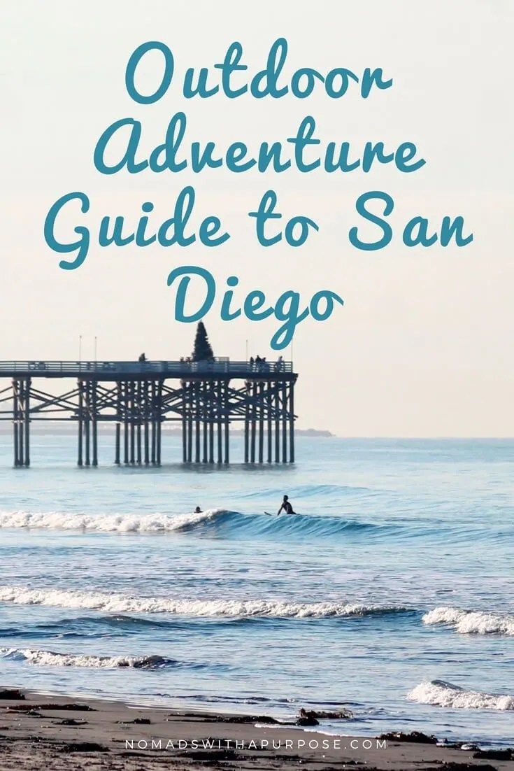 San Diego Blog Pin