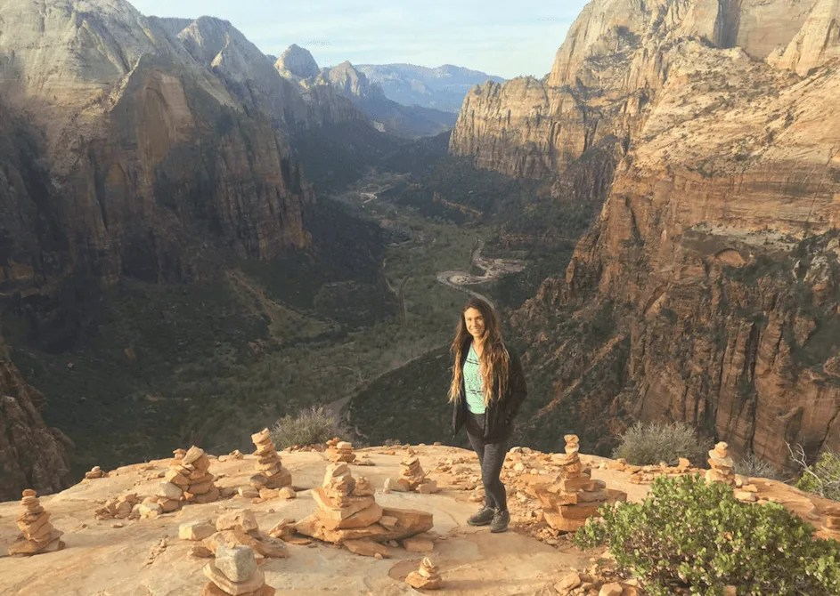 Angel's Landing best day hikes in the world