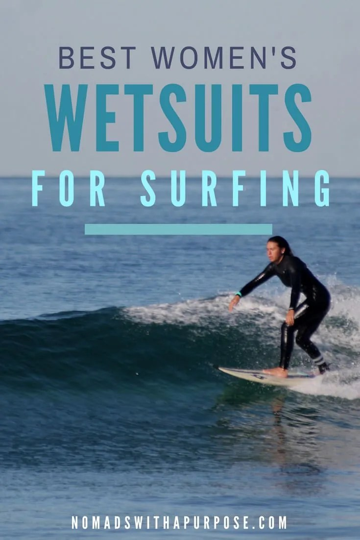 best womens wetsuits for surfing