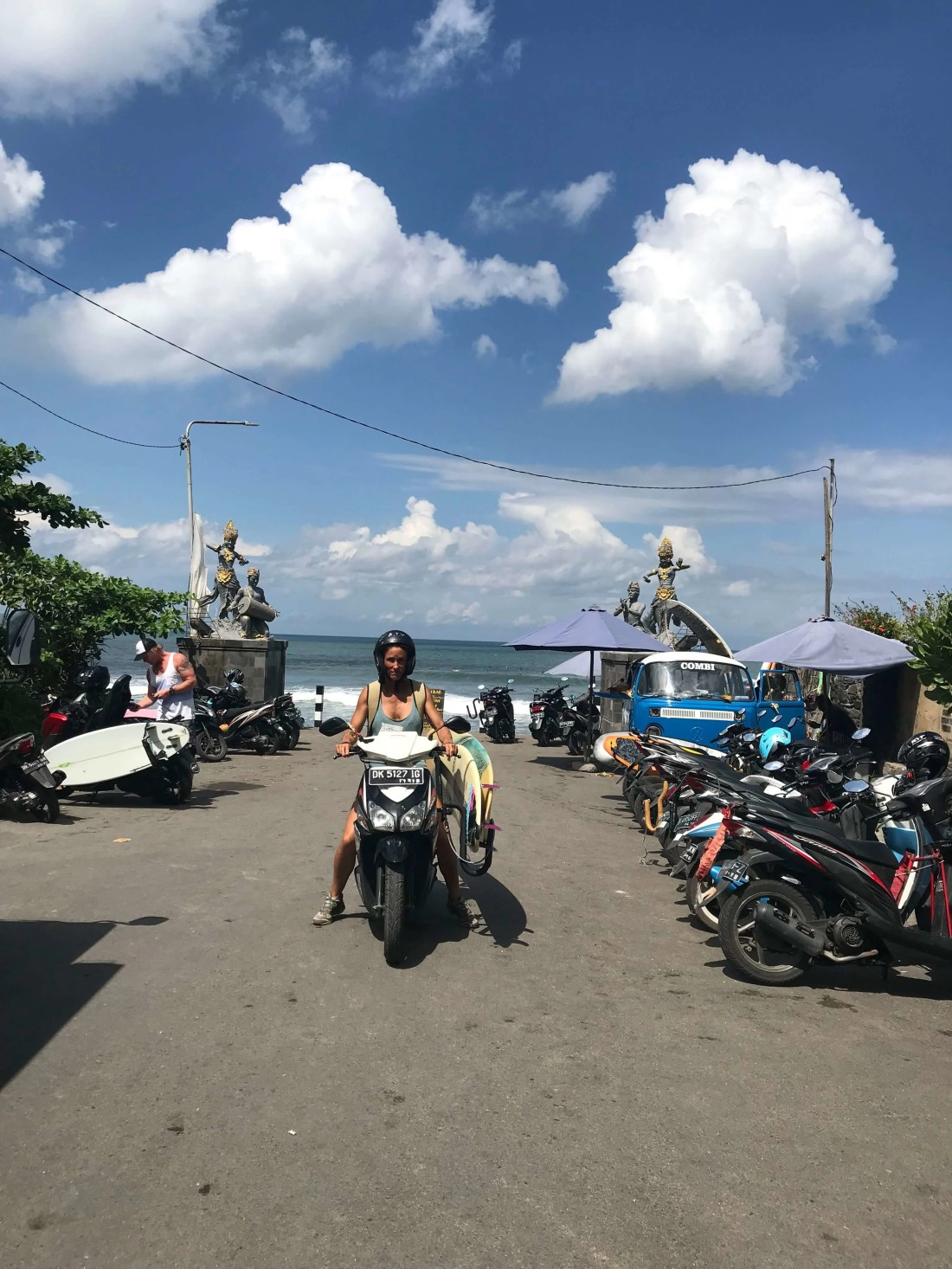 Canggu, Adventurous Warm Weather Winter Destinations