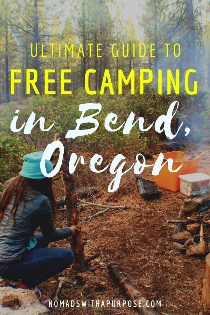 FreeCampinginBendOregon