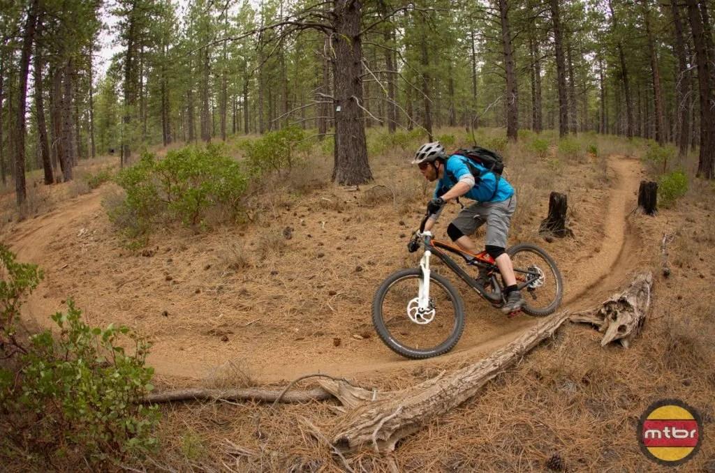 Mountain biking Bend, Phil's Trail