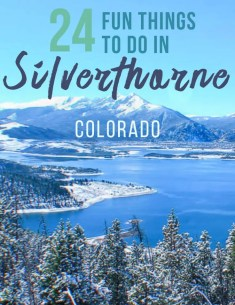 24 fun things to do in Silverthorne, Colorado