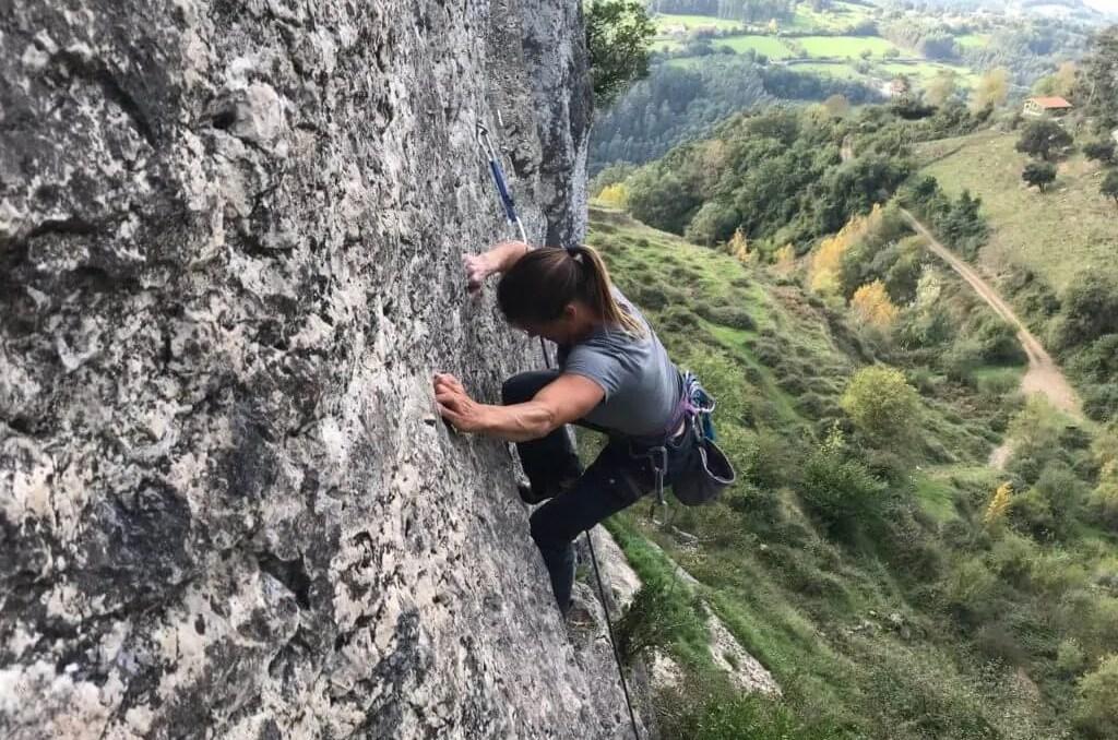 best adventures northern Spain, climbing