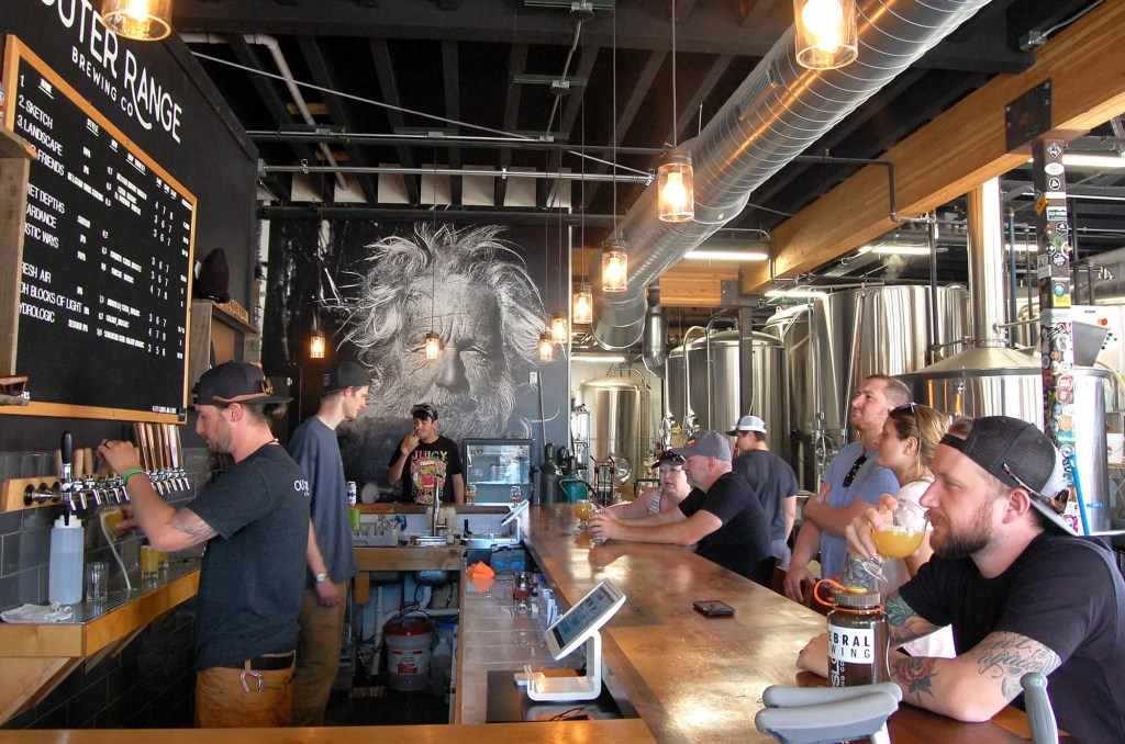 Best Breweries Summit County: Outer Range