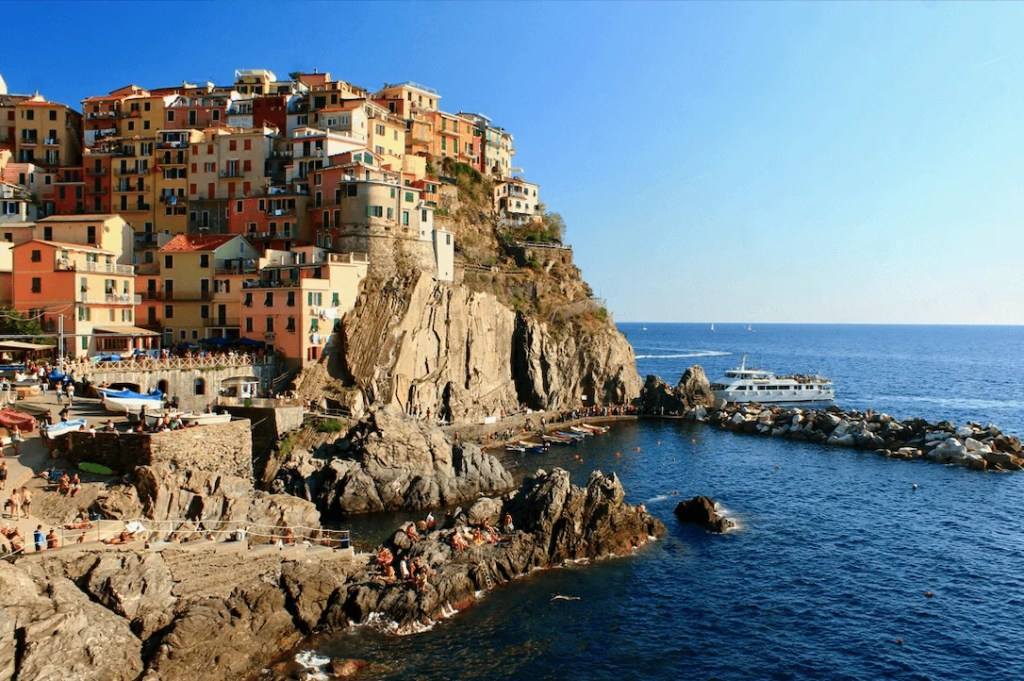 Cinque Terre, Best Europe Itinerary, Alps Itinerary