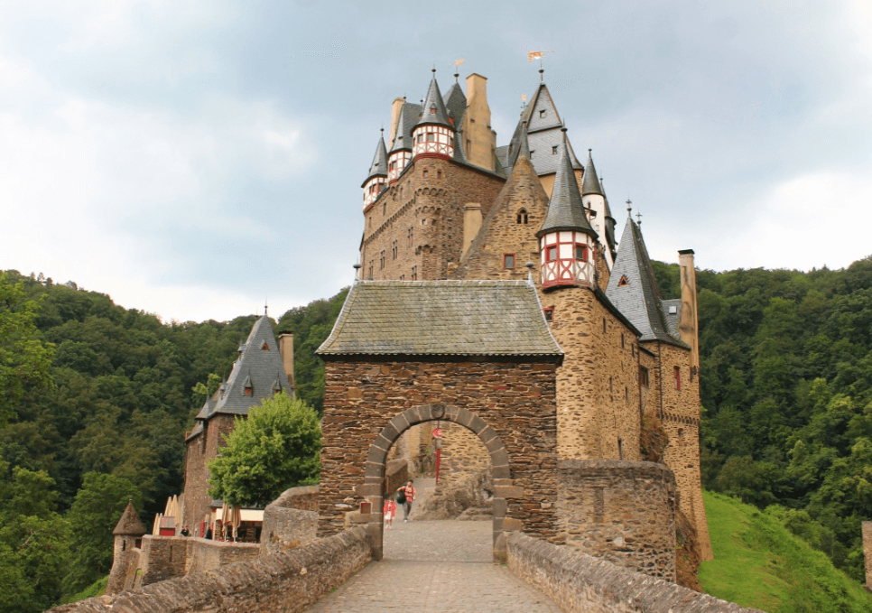 Berg Eltz, Best Europe Itinerary, Germany Itinerary