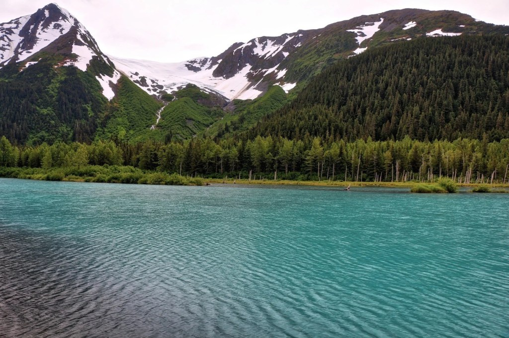 Trail of Blue Ice, things to do Kenai Peninsula, Alaska Adventure destination