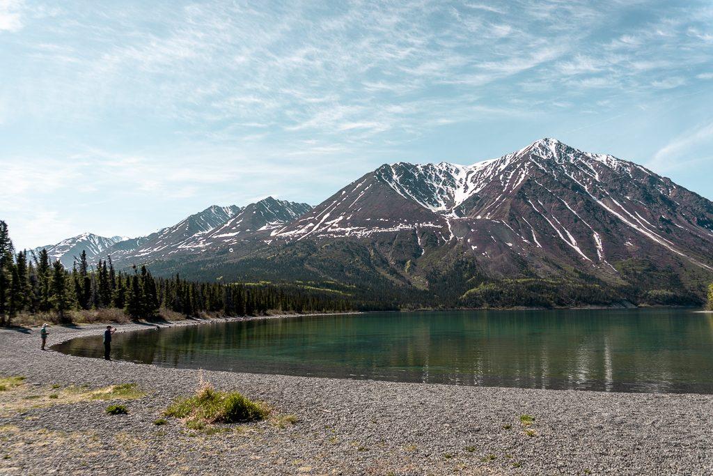 King's Throne hike, Golden Circle, Alaska