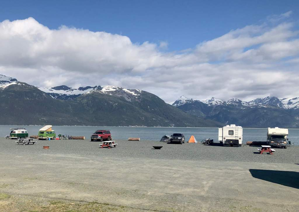 Haines camping, Golden Circle, Alaska, Complete Guide