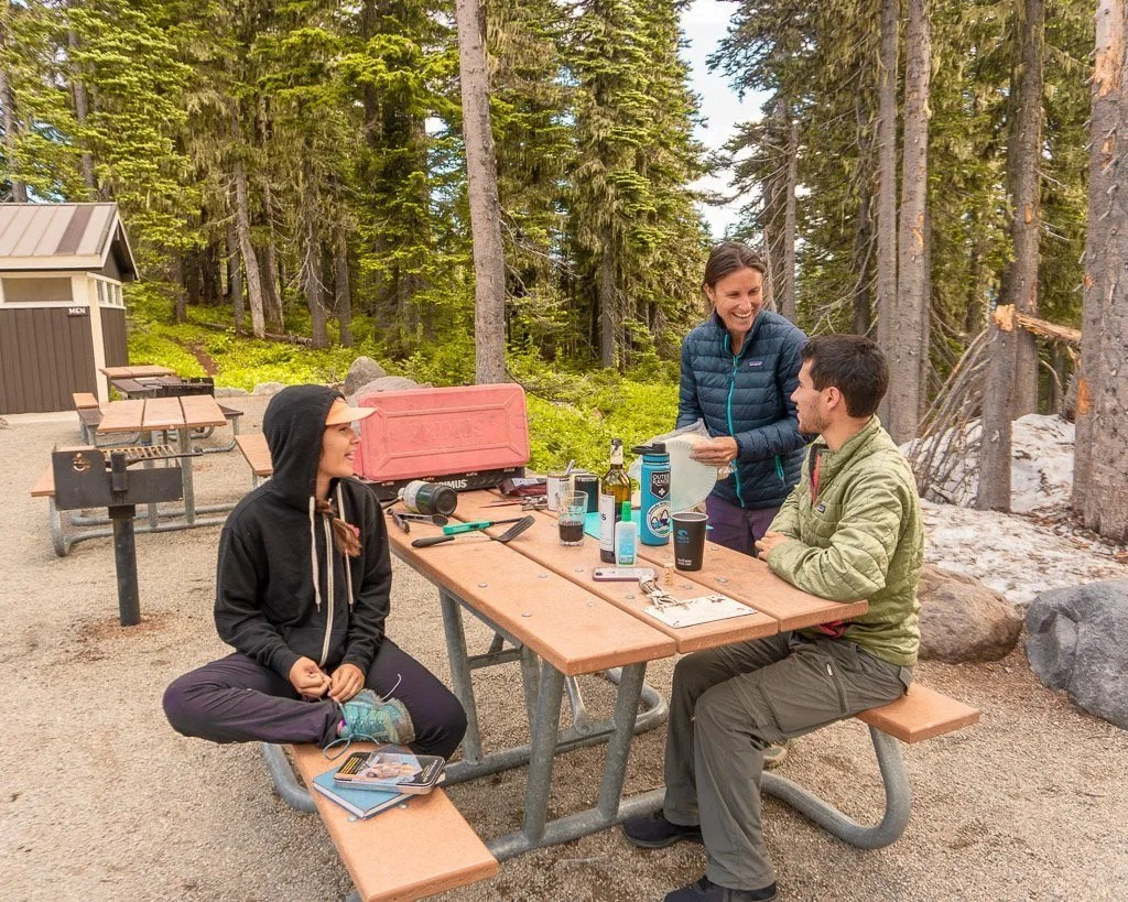 Picnic at Mount Rainier, Things to do in Mount Rainier