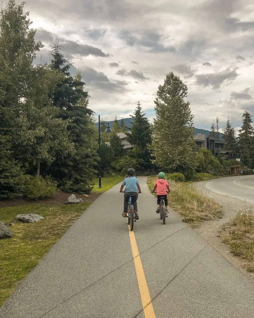 Whistler's incredible Valley Trail system