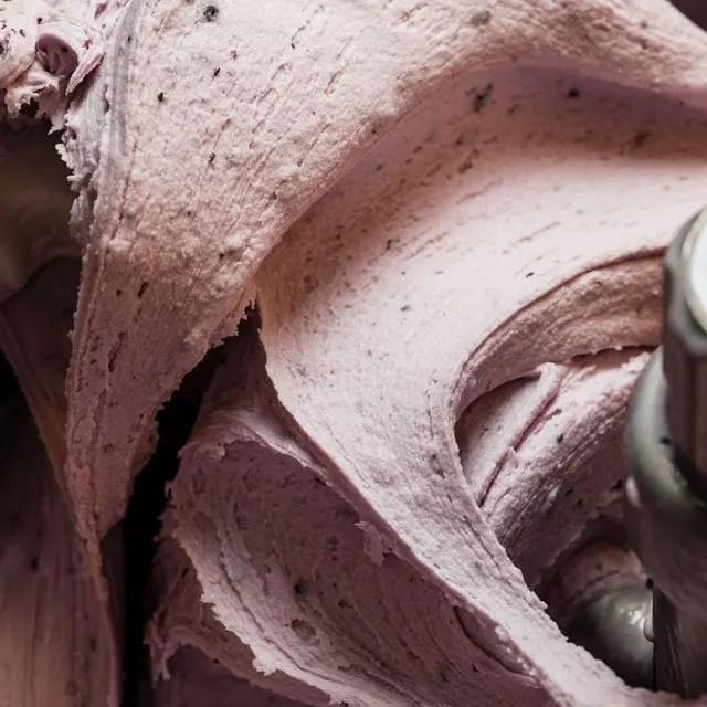 Lucia gelato in Whistler