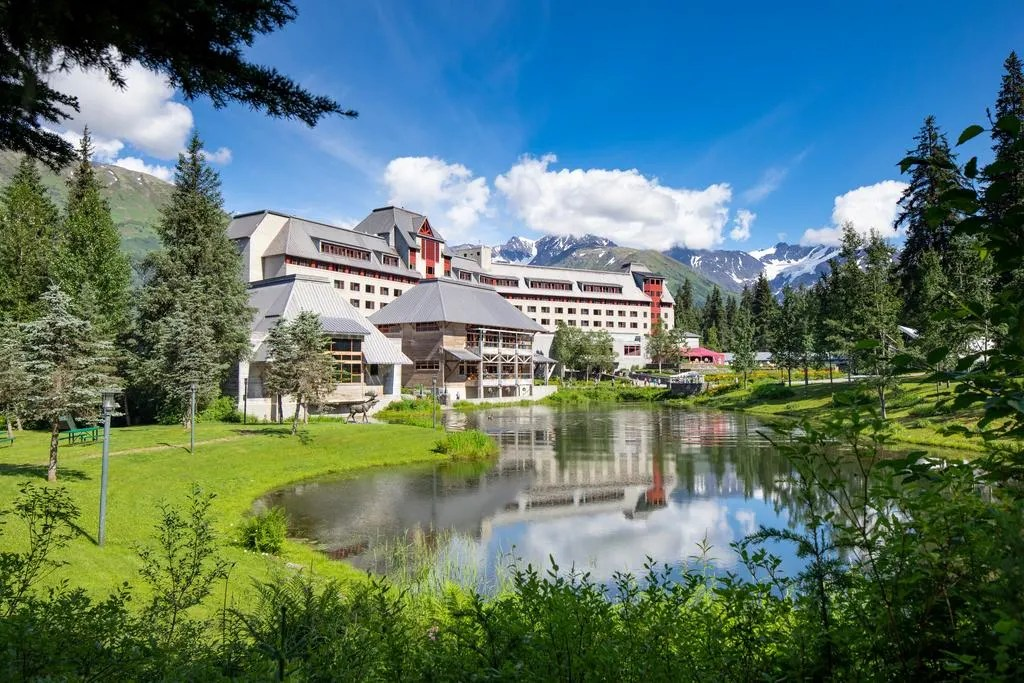 Hotel Alyeska Anchorage Places to Stay