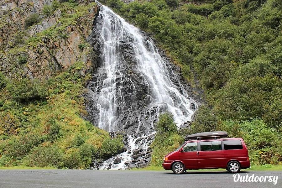 Anchorage RV Rentals, Volkswagon