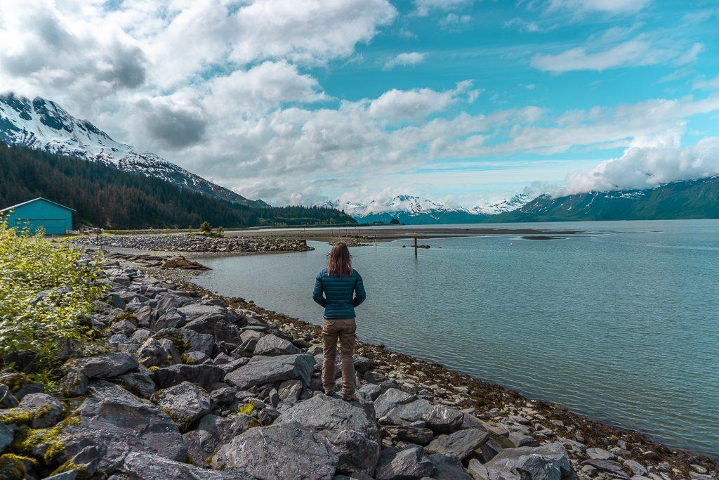 Coastal Valdez, Alaska
