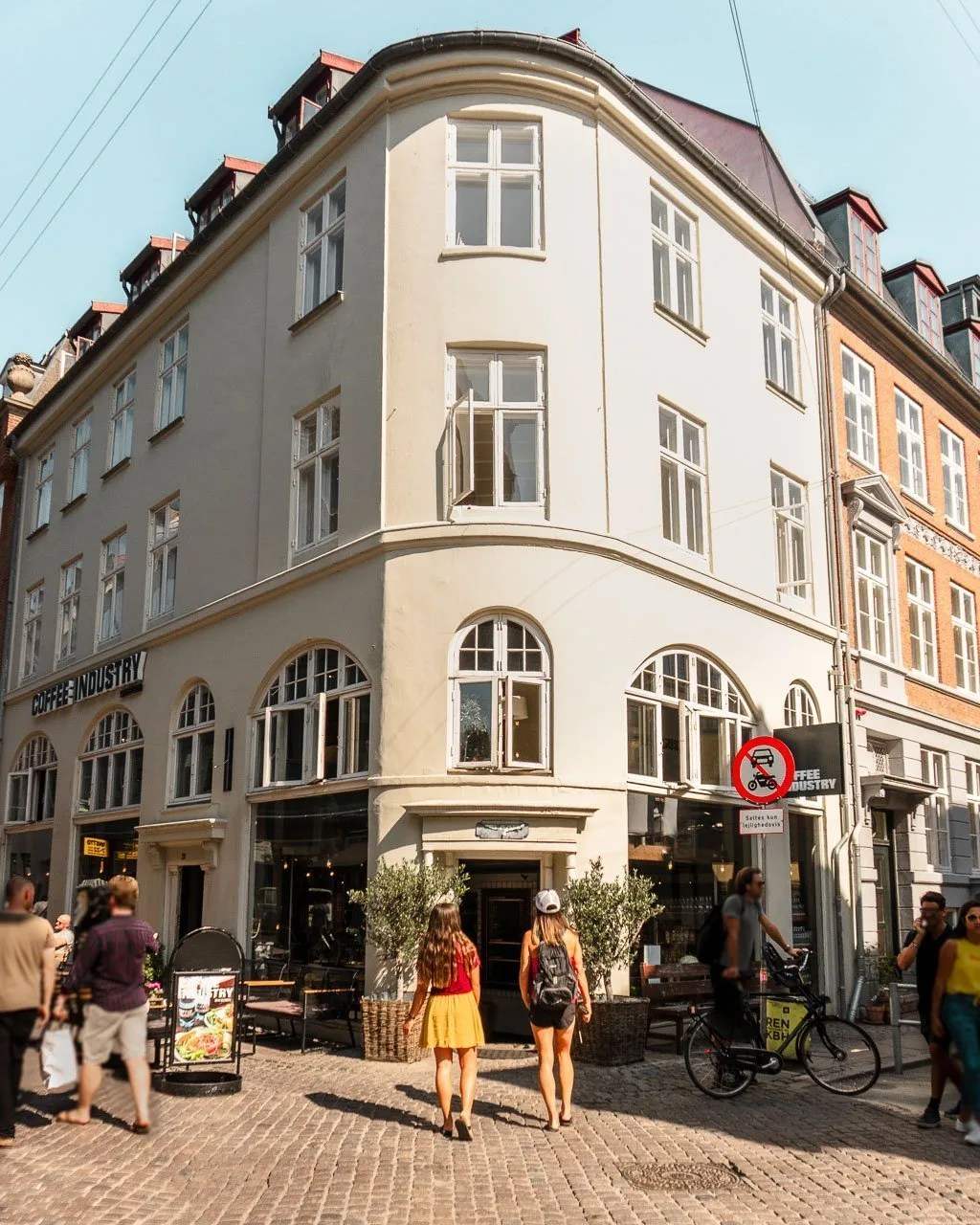 Coffee Industry of the in Copenhagen University district, a 1 day itinerary
